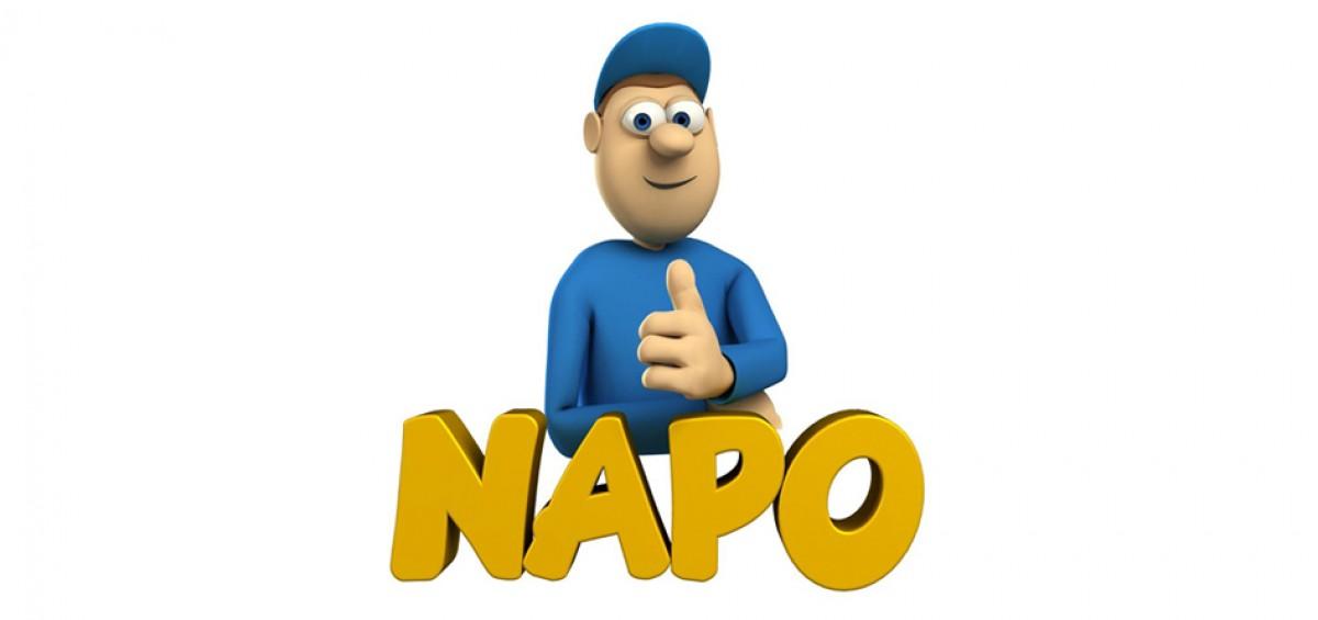 Las películas de Napo