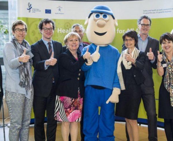 Campaña para promover el trabajo sostenible y el envejecimiento saludable